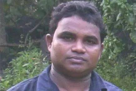Maoist leader Haribhushan.